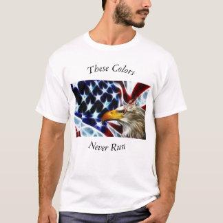 Diese Farben laufen nie T-Shirt