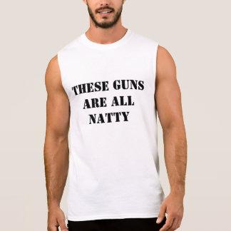 Diese Gewehre sind alle Natty Kurzarm T-Shirts