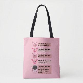 """""""Diese kleine Piggy"""" Handtasche"""