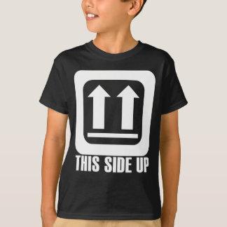 Diese Seite oben T-Shirt