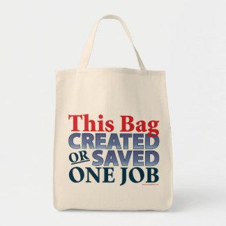 Diese Tasche schuf oder rettete einen Job