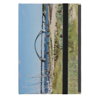 Diesel ICE auf der Fehmarnsundbrücke iPad Mini Hülle