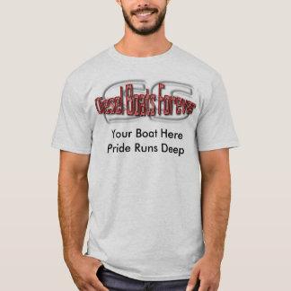 Dieselboote für immer -- SS T-Shirt