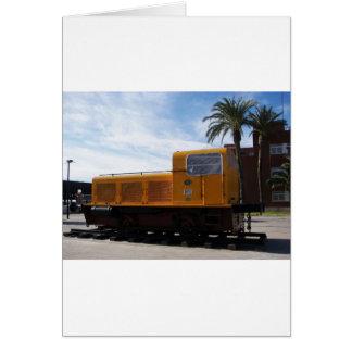 Diesellokomotive Almeria Karte
