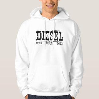 DieselSchmutz-Kapuzenpulli Hoodie