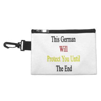 Dieser Deutsche schützt Sie bis das Ende