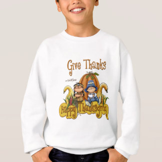 Dieser Erntedank GIBT DANK Sweatshirt