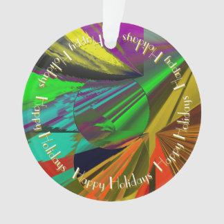 Dieser ganzer Jazz - bunter abstrakter Entwurf Ornament