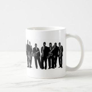 Dieser ganzer Jazz Kaffeetasse