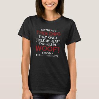 Dieser Hund stahl mein Herz! T-Shirt