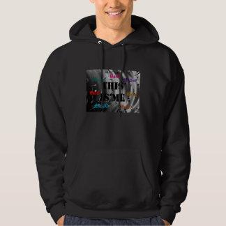 Dieser ist ICH, dieser ist Musik Kapuzensweater