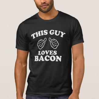 dieser Typ-Liebespeck T-Shirt
