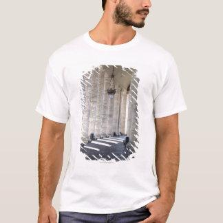 Dieses Bild wurde innerhalb des Portico des T-Shirt