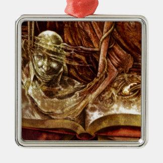 Dieses Buch ist Spuk Silbernes Ornament