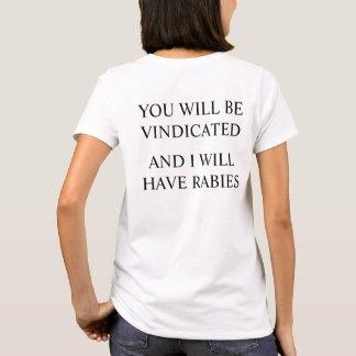 DIESES ERLISCHT ZUM SUPPEN-MEDIZINER T-Shirt