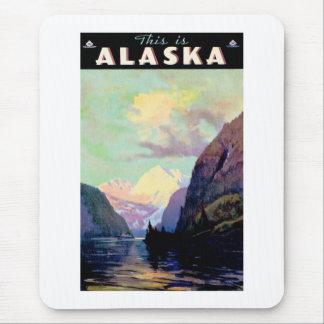 Dieses ist Alaska Mousepad