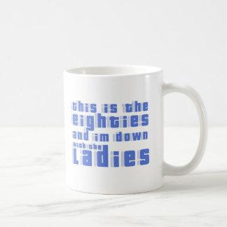 dieses ist der 80er und im unten mit den Damen Teetasse