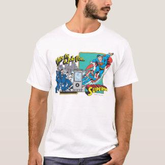 Dieses ist ein Job for�Superman 2 T-Shirt