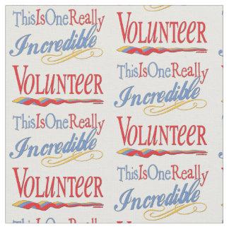 Dieses ist ein wirklich unglaubliches freiwilliges stoff
