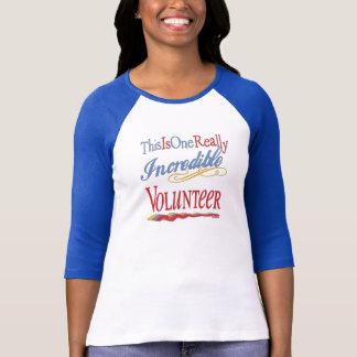 Dieses ist ein wirklich unglaubliches freiwilliges T-Shirt