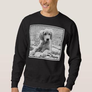 Dieses ist ein X-Großes Penny-Sweatshirt Sweatshirt