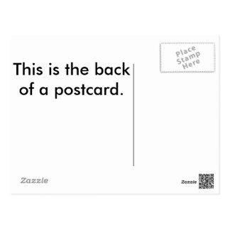 Dieses ist eine Postkarte