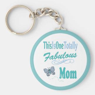 Dieses ist eine total fabelhafte Mamma Schlüsselanhänger