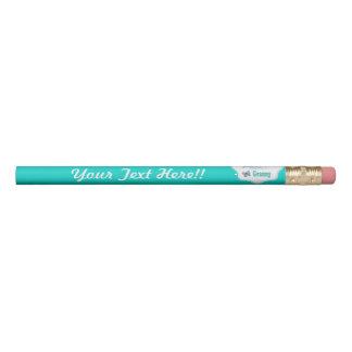 Dieses ist eine total fabelhafte Oma Bleistift