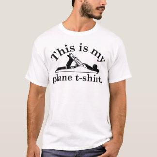 Dieses ist mein Flugzeugt-shirt T-Shirt