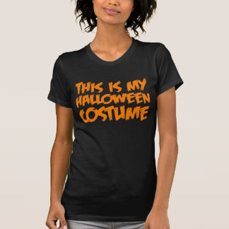 Dieses ist mein Halloween-Kostüm Tshirts