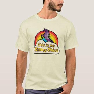 Dieses ist mein Tötungs-Shirt T-Shirt