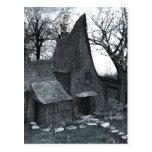 Dieses ist meine glücklicher Platz-gotische Postkarte