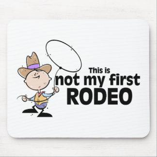 Dieses ist nicht mein erstes Rodeo Mousepads