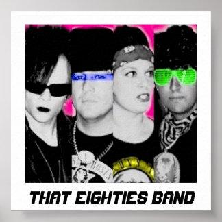 Dieses Jahr-Band 2009 Poster