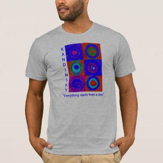 Dieses Kandinsky wurde von Logan und von Samantha T-Shirt
