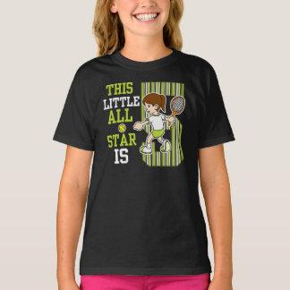 DIESES kleine ALL STAR ist 5 GEBURTSTAG T-Stück T-Shirt