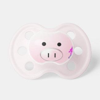 Dieses kleine Piggy Schnuller