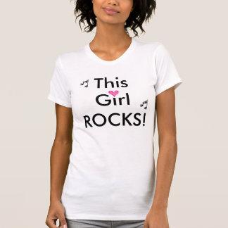 Dieses Mädchen SCHAUKELT! T-Shirt