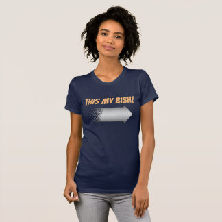 Dieses mein Bish T-Shirt