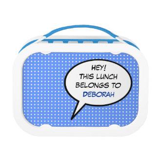 dieses Mittagessen gehört Brotdose