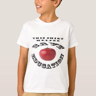 Dieses Shirt geholfen, Bildung zu retten