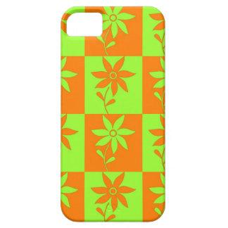 Digi Flower iPhone 5 Schutzhülle