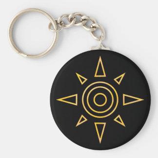 Digimon Wappen des Mutes Schlüsselanhänger