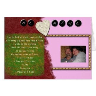 DigiScrapbooking Valentinsgruß Karte