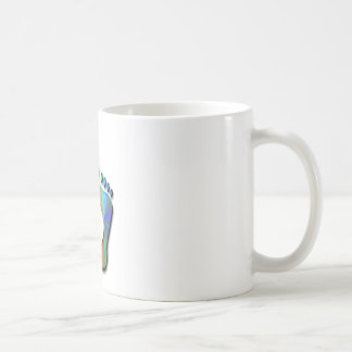 Digital-Abdruck Kaffeetasse