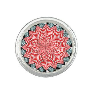 Digital-Blume durch Kenneth Yoncich Ring