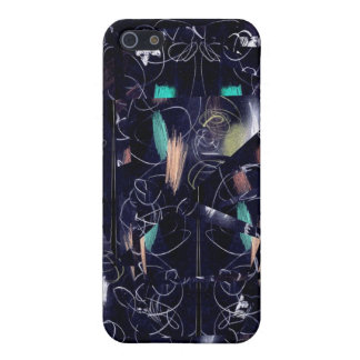 Digital-Collage iPhone 5/5s Fall iPhone 5 Cover
