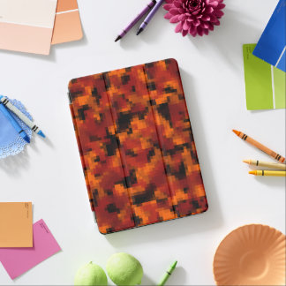 Digital-Herbst-Laub-Camouflage iPad Pro Hülle