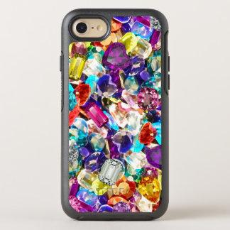 Digital Jeweled schillernde Art OtterBox Symmetry iPhone 8/7 Hülle