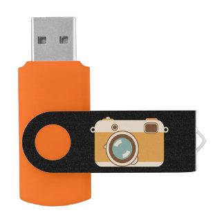Digital-Kamera-Foto Swivel USB Stick 3.0